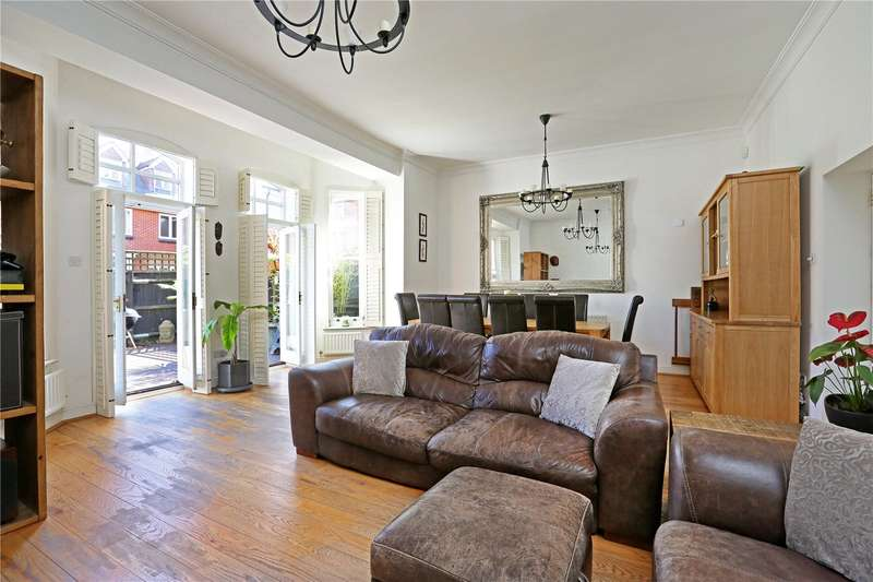 4 Bedrooms House for sale in Fisher's Close, London, SW16