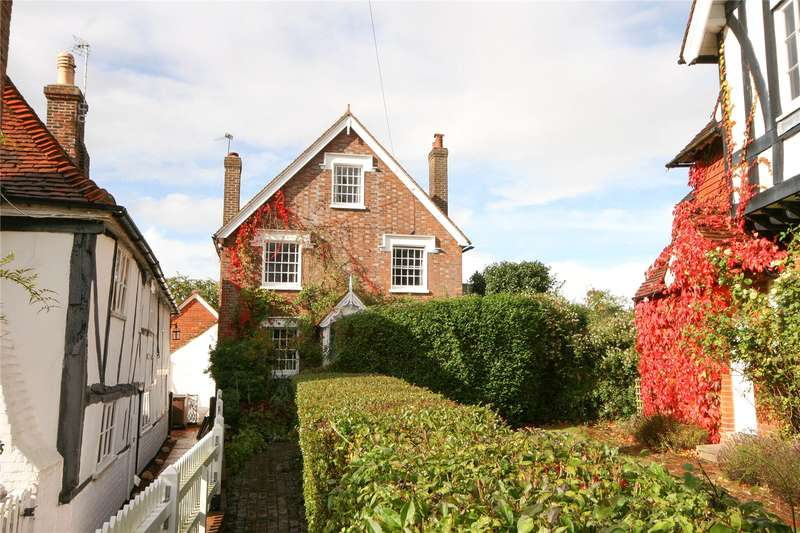 4 Bedrooms Detached House for sale in Church Street, Ticehurst