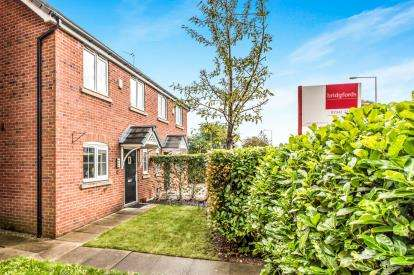 3 Bedrooms Semi Detached House for sale in Golborne Road, Lowton, Warrington, Greater Manchester