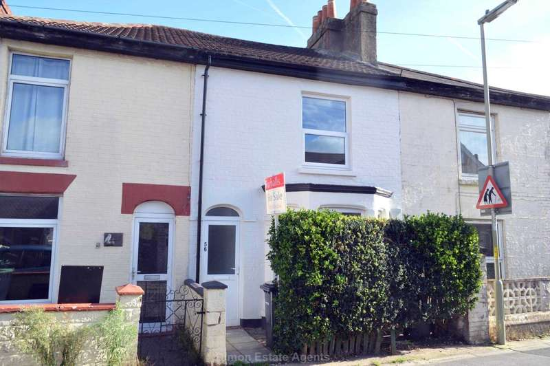 3 Bedrooms Terraced House for sale in Grove Road, Gosport