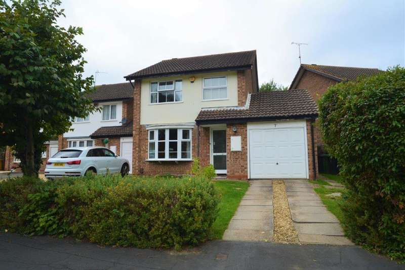 3 Bedrooms Property for sale in Heather Close, Stratford Upon Avon