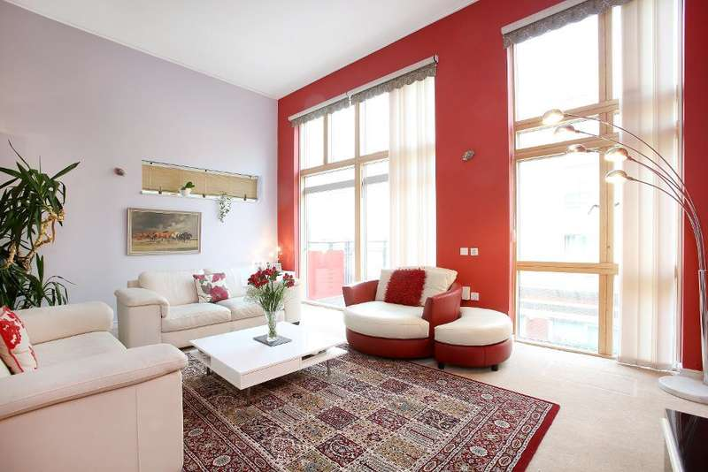 3 Bedrooms Terraced House for sale in Maurer Court 'GMV', Teal Street, Greenwich, London, SE10 0ST