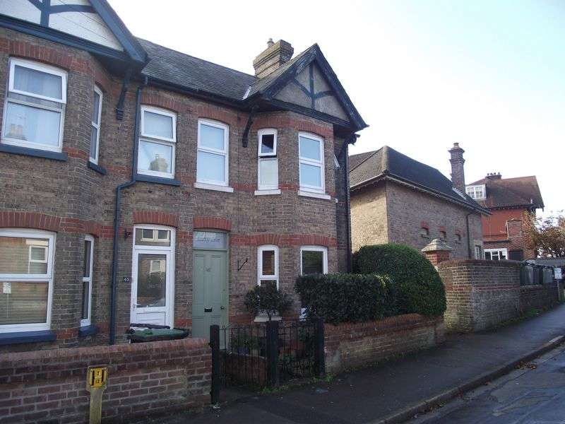3 Bedrooms Terraced House for sale in Dagmar Road, Dorchester