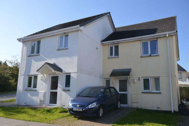 3 Bedrooms Semi Detached House for sale in Stevens Court, St. Austell