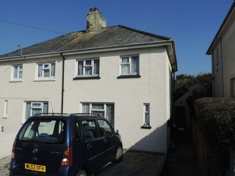 3 Bedrooms Semi Detached House for sale in Trelander East, Truro