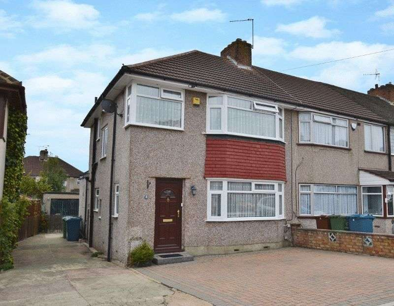 3 Bedrooms Semi Detached House for sale in Stox Mead, Harrow
