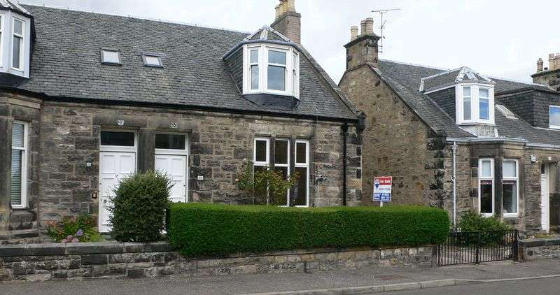 2 Bedrooms Semi Detached House for sale in Lady Helen Street, Kirkcaldy