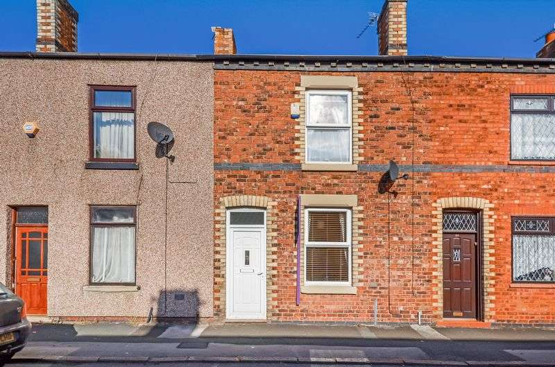 2 Bedrooms Terraced House for sale in 87 Henrietta Street, Leigh, WN7 1LJ