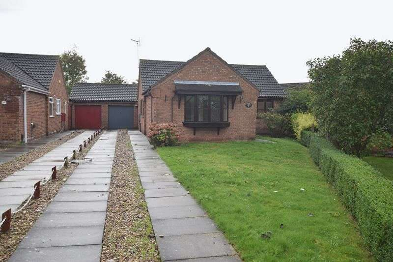 3 Bedrooms Detached Bungalow for sale in Clement Close, Branston, Lincoln