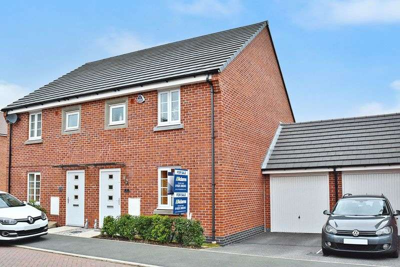 3 Bedrooms Semi Detached House for sale in Indiana Grove, Chapelford Village, Warrington