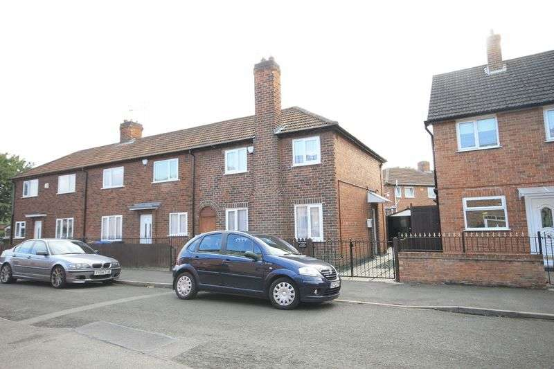 3 Bedrooms Terraced House for sale in MURRAY STREET, ALVASTON