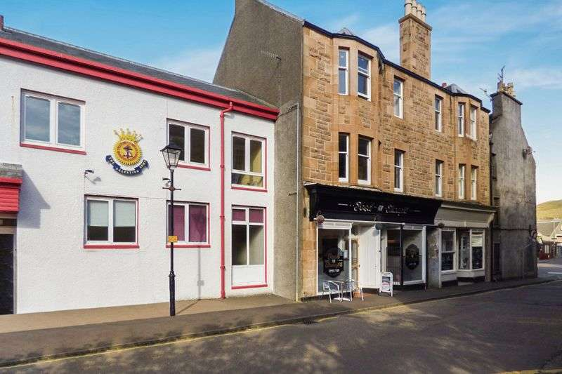 1 Bedroom Flat for sale in Burnside Street, Campbeltown