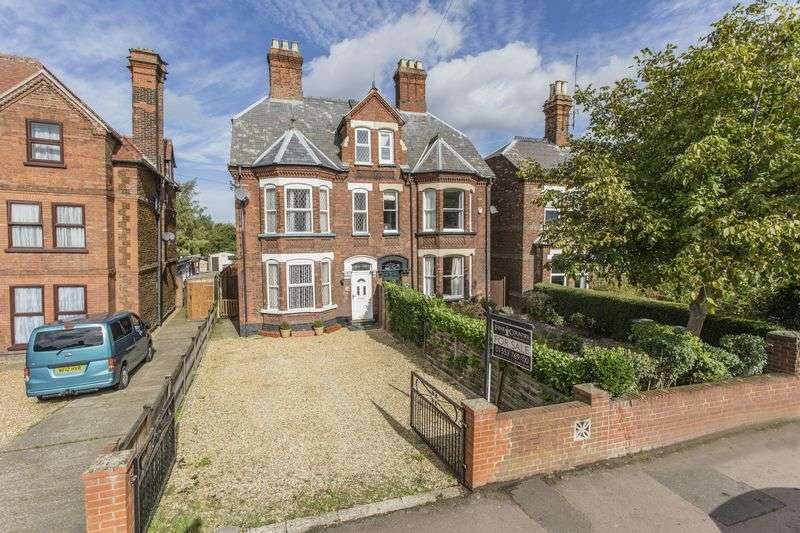 4 Bedrooms Semi Detached House for sale in Gaywood Road, Kings Lynn