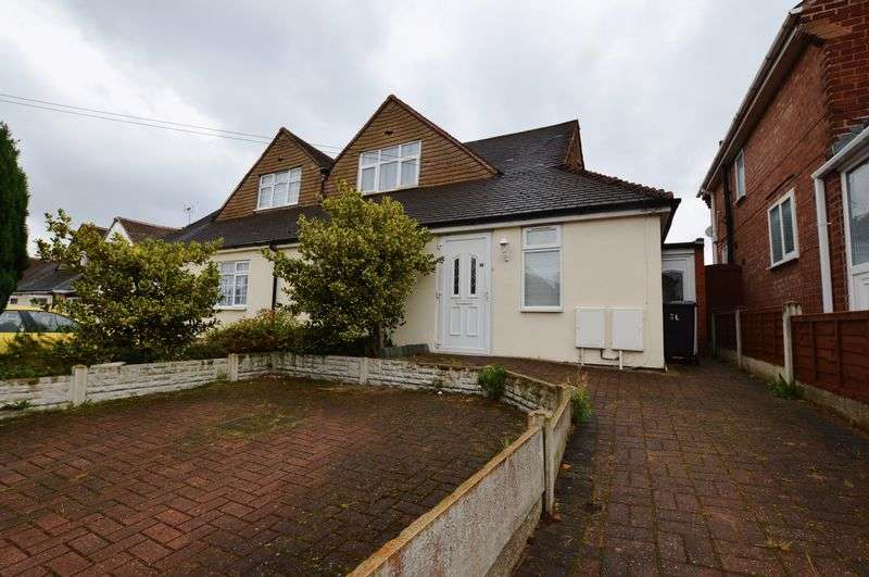 3 Bedrooms Semi Detached Bungalow for sale in Beechdale Avenue, Great Barr, Birmingham