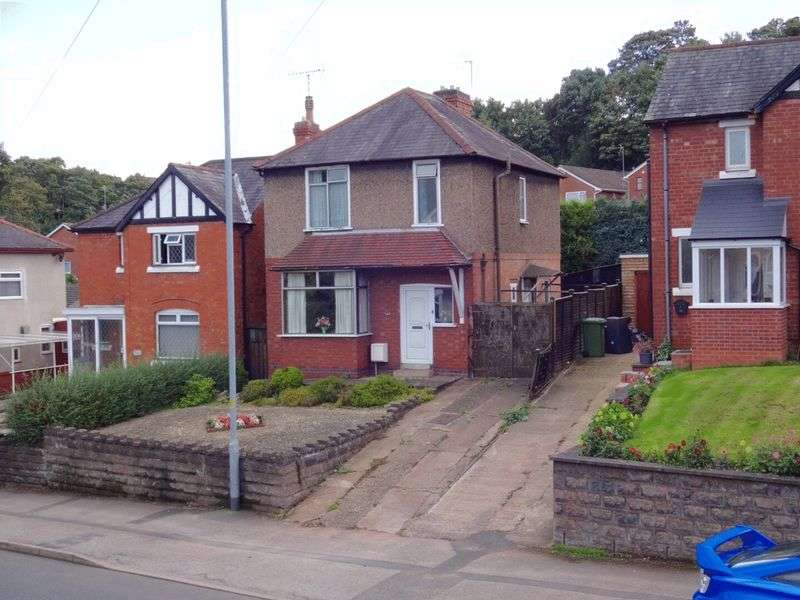 3 Bedrooms Detached House for sale in Stourbridge Road, Kidderminster DY10 2QE
