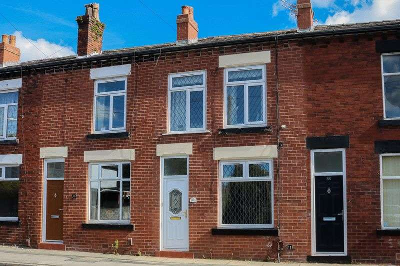 2 Bedrooms Terraced House for sale in Eldon Street, Bolton