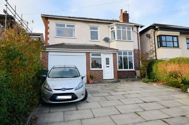 5 Bedrooms Detached House for sale in Bolton Road, Bury