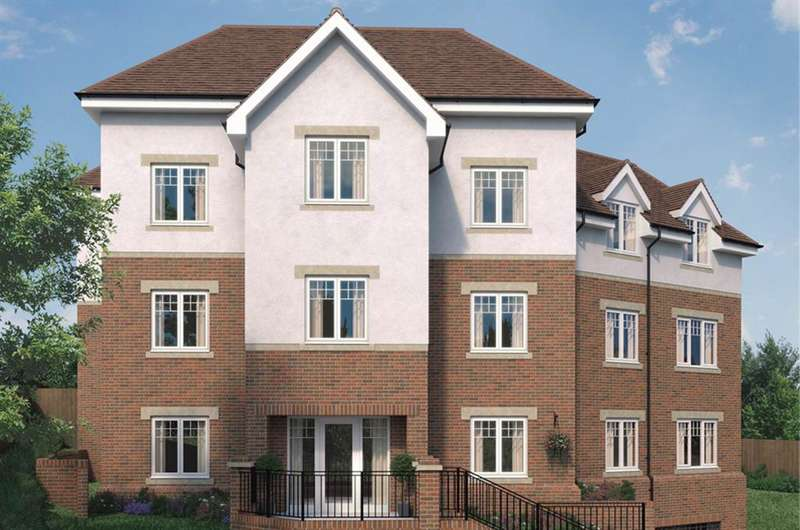 2 Bedrooms Apartment Flat for sale in Russell Hill, Purley, Surrey