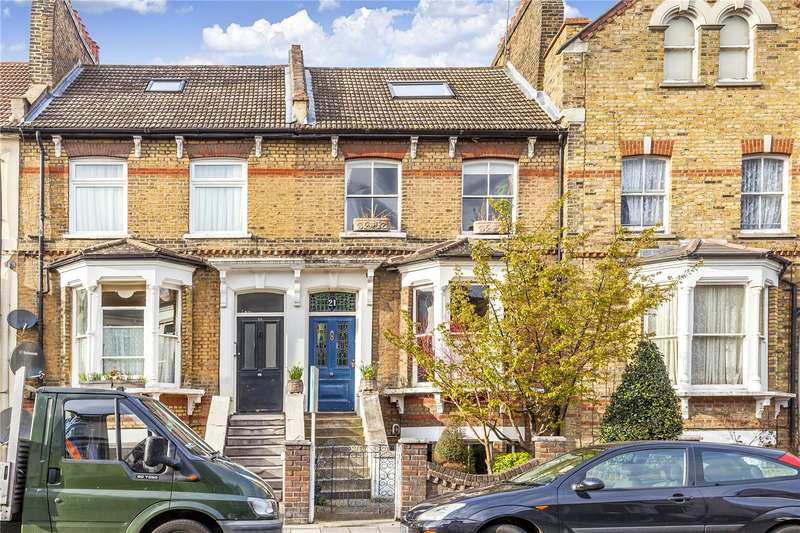 4 Bedrooms Terraced House for sale in Sandringham Road, London, E8