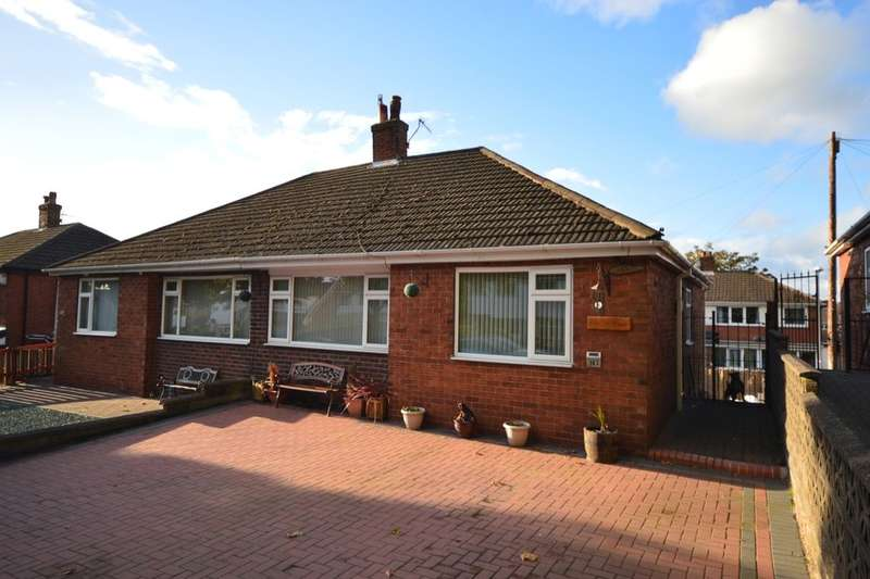 3 Bedrooms Semi Detached House for sale in Weston Coyney Road, Weston Coyney , Stoke-On-Trent, ST3
