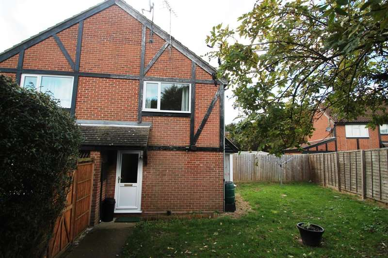 1 Bedroom House for sale in Runnacles Way, Felixstowe