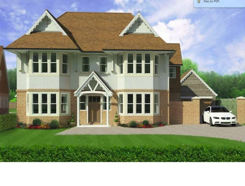 5 Bedrooms Detached House for sale in Park Crescent, Peterborough, PE1 4DX
