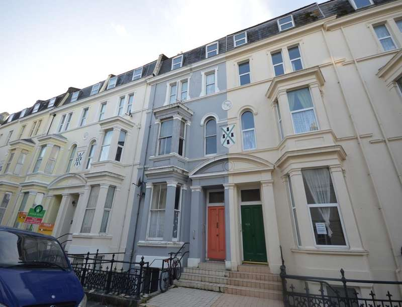 1 Bedroom Flat for sale in Holyrood Place, Plymouth, PL1