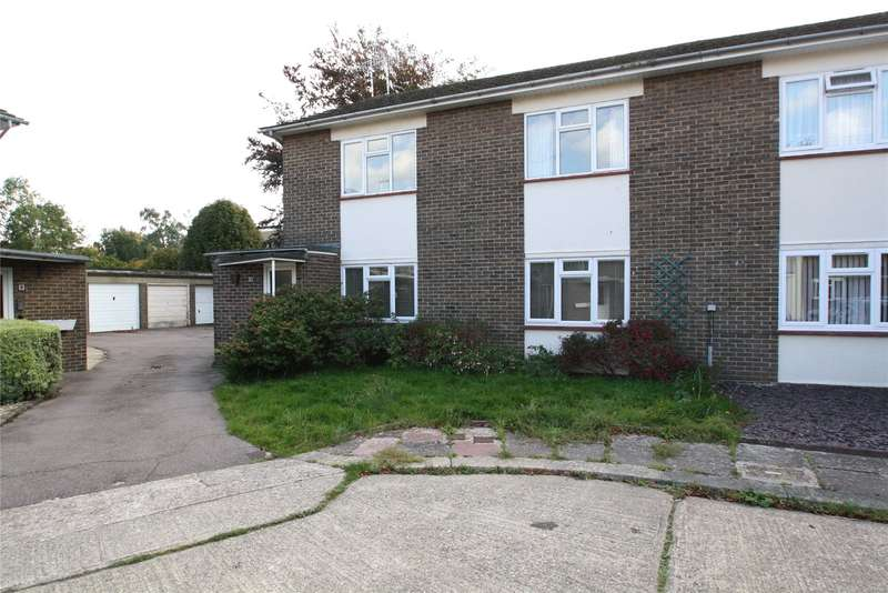 2 Bedrooms Apartment Flat for sale in Willow Court, Grand Avenue, Worthing, BN11