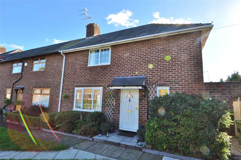 2 Bedrooms End Of Terrace House for sale in Redhouse Bank, West Kirby, Wirral