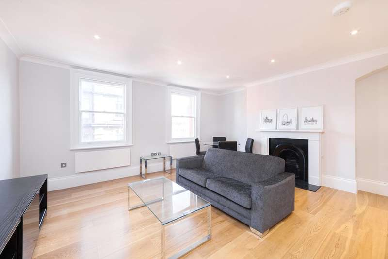 2 Bedrooms Flat for sale in Rupert Street, Soho, London, W1D