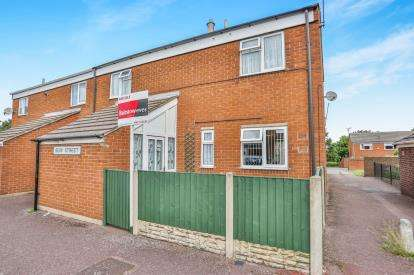 3 Bedrooms Semi Detached House for sale in Bow Street, Mansfield Woodhouse, Mansfield, Nottinghamshire