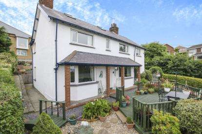 4 Bedrooms Detached House for sale in Off Bryn Road, Llanfairfechan, Conwy, North Wales, LL33