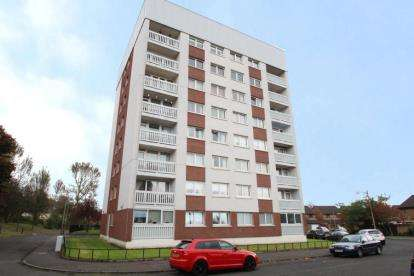 2 Bedrooms Flat for sale in Northland Drive, Scotstoun, Glasgow