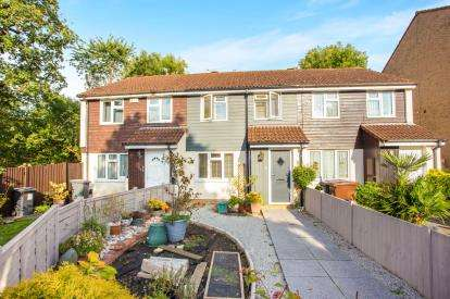 3 Bedrooms Terraced House for sale in Danziger Way, Borehamwood, Hertfordshire