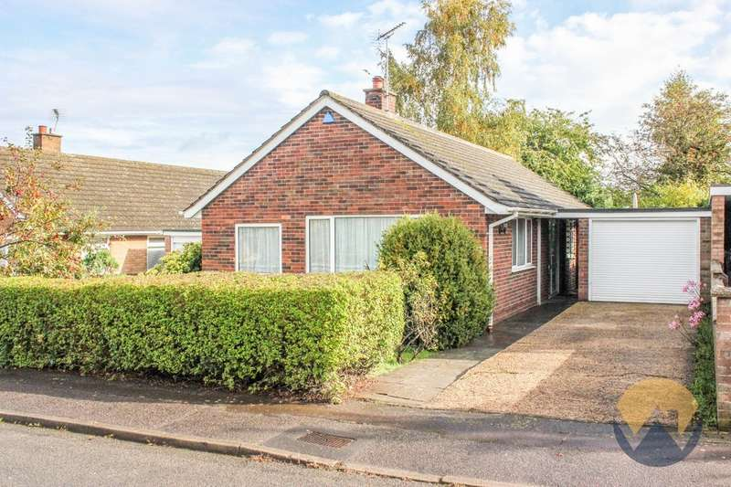 3 Bedrooms Detached Bungalow for sale in Meadow Rise Avenue, Norwich, NR2