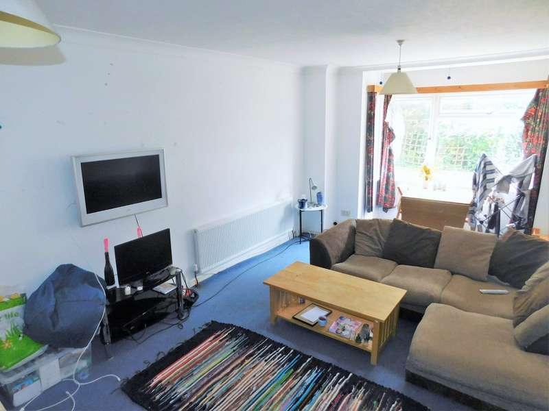 3 Bedrooms Terraced House for sale in Bristol Gardens, Brighton