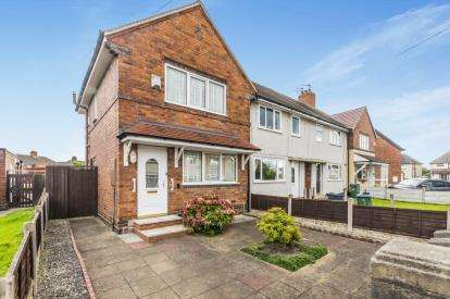 2 Bedrooms End Of Terrace House for sale in Lancaster Avenue, Wednesbury, West Midlands