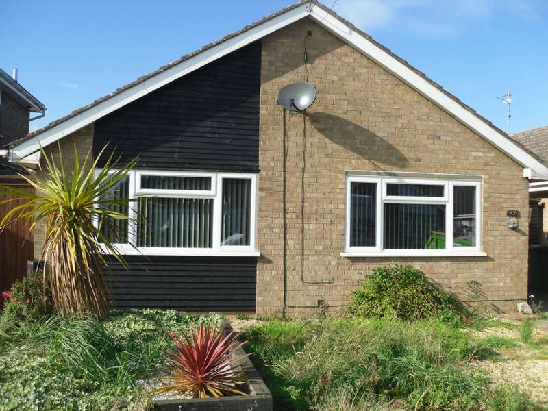 2 Bedrooms Bungalow for sale in Grounds Way, Coates, PE7
