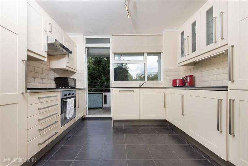 2 Bedrooms Flat for sale in Wilkins House, Churchill Gardens, Pimlico, London, SW1V