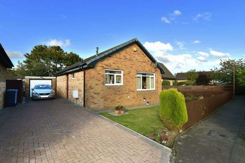 3 Bedrooms Detached Bungalow for sale in Kirkfield East, Livingston Village, EH54 7BA