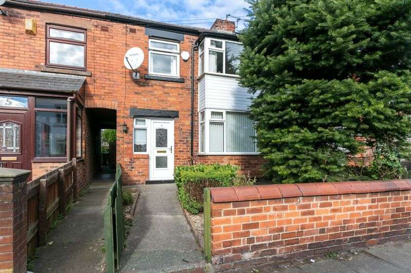 3 Bedrooms Terraced House for sale in Beresford Street, Springfield, WN6 7LH