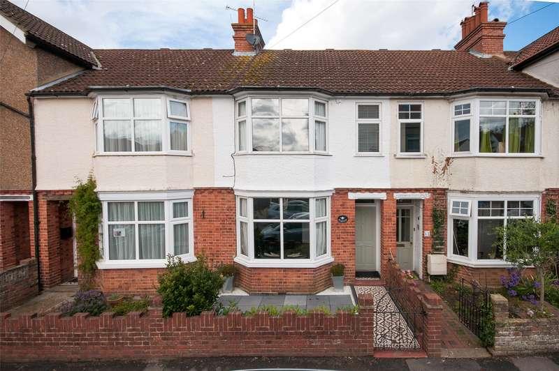 3 Bedrooms Terraced House for sale in Norfolk Road, Dorking, RH4