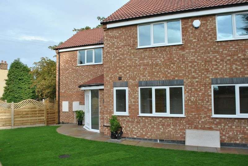 4 Bedrooms Detached House for sale in Jeremiah House, Hull Road, Hemingbrough