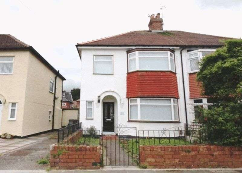 3 Bedrooms Semi Detached House for sale in St. David Road, Eastham