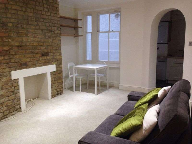 1 Bedroom Flat for sale in Fulham Road, London
