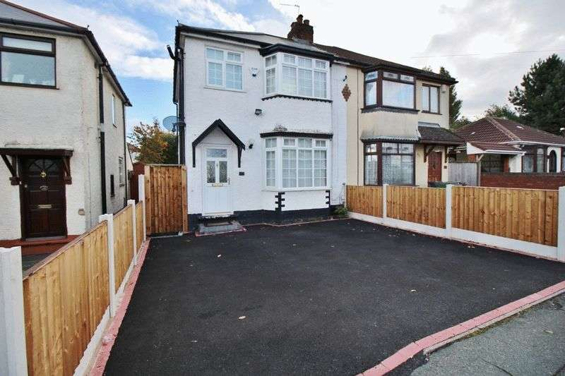 3 Bedrooms Semi Detached House for sale in Mount Road, Willenhall