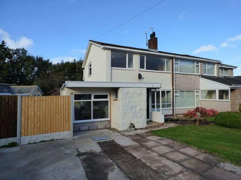 3 Bedrooms Semi Detached House for sale in Garth Wen, Llanfairfechan