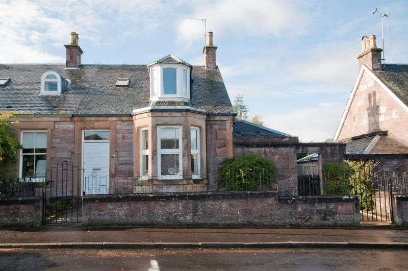 3 Bedrooms Semi Detached House for sale in Fenton Street, Alloa
