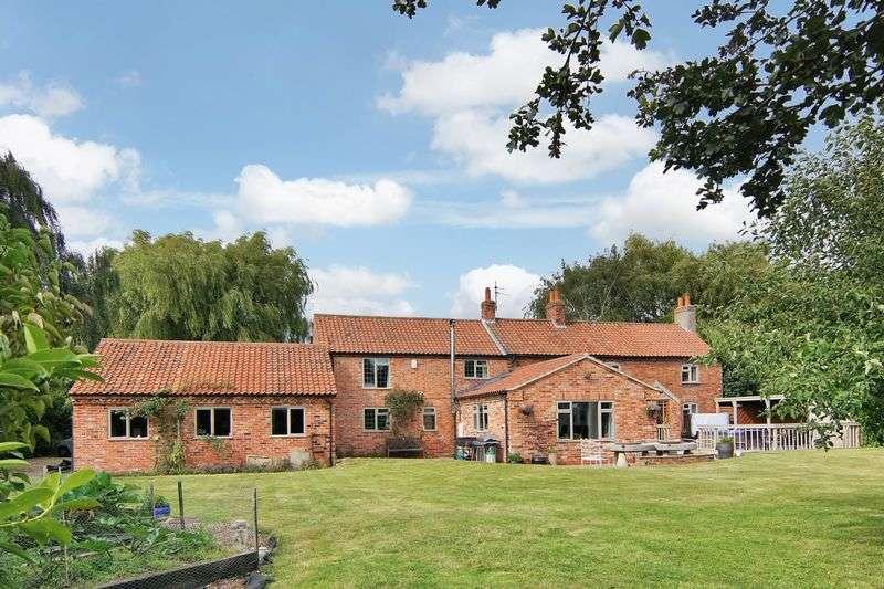 5 Bedrooms Detached House for sale in Muskham Lane, Bathley