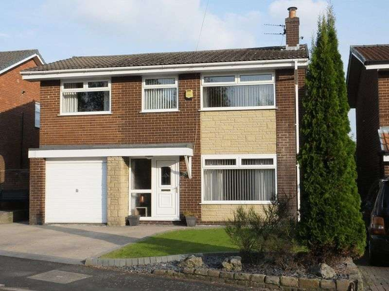 5 Bedrooms Detached House for sale in Stanley Close, Westhoughton